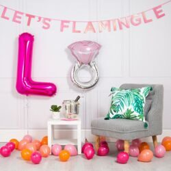 "Сет Let""s flamingle! S"